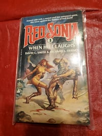 red sonja when hell laughs Wichita, 67213