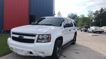 ***POLICE TAHOE*** 2012 Chevrolet Tahoe w/ LEATHER and PREMIUM RIMS --GUARANTEED CREDIT APPROVAL