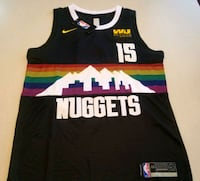 Nuggets jokic new w/tags stiched small med, , large, xl , 2xl Denver, 80229