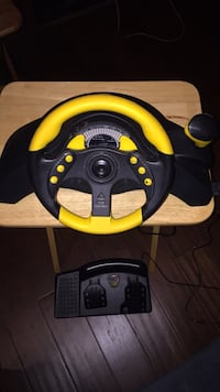 Used Mad Catz Racing Wheel for PS2, Xbox, Gamecube for sale in Syracuse -  letgo