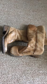 Vintage leather boots  Alexandria, 22315