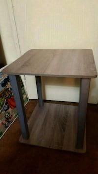 Two end tables Toronto, M6M 4C2