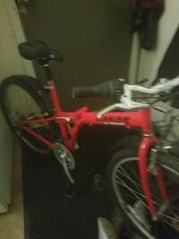 Bazooka 21 speed folding bike Surrey, V3T 4R5