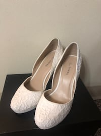 Call It Spring white pump (size 8)  , 02145