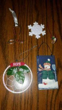 Holiday miscellaneous lot... porch pick up in Mounds View Mounds View, 55112