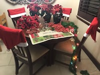 Christmas items. All on the table, one price 1126 mi