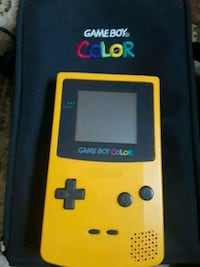 Game Boy Color 001 model with Case & 3 Games Odenton, 21113