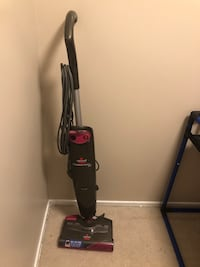 Bissell steam and sweep pet