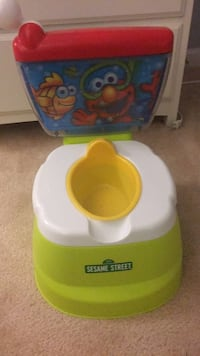 Sesame St Potty trainer  Ranson, 25438