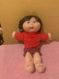"Cabbage Patch Kids 1995 12 1/2"" tall  Jessup, 20794"