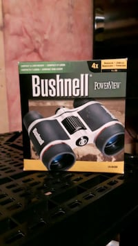 Binoculars Compact for travel New Never Used