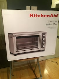 BRAND NEW..IN THE BOX,KITCHEN AID COMPACT OVEN