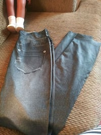 black and gray denim jeans Anderson, 96007