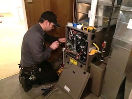 Heating system installation