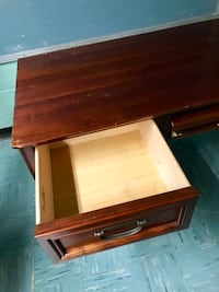 Antique solid wood secretary desk Pawtucket, 02860