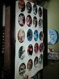 Elvis Presley plate collection Newark, 19702