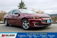 2016 Chevrolet Malibu LS, Apple Carplay, Android Auto, One Owner