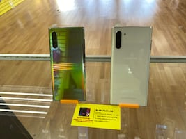 NEW ARRIVAL! SAMSUNG NOTE 10