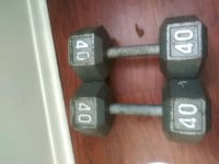40lbs. Dumbbells District Heights, 20747