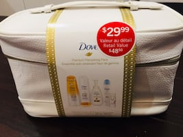 New dove gift set