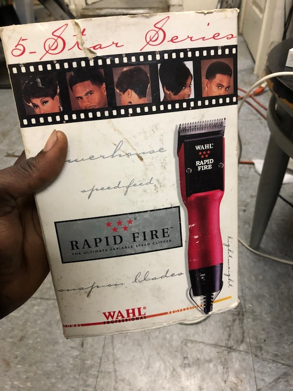 Wahl 5 series professional