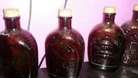 Bicentennial log cabin syrup bottles collectors  Franklinton, 27525
