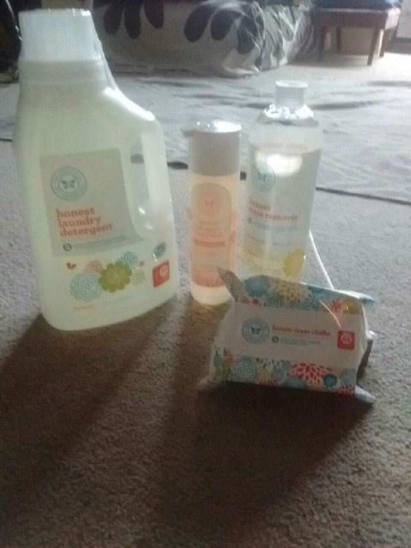 Honest Company bundle from the states