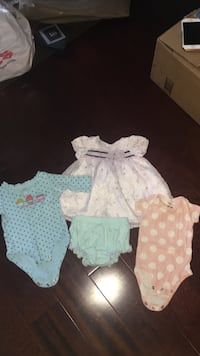 0-3 months girls outfits - Carters  Reno, 89521