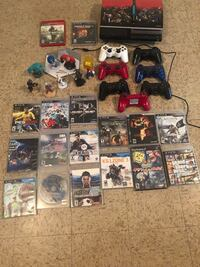 assorted PS3 game case lot Allentown, 18109