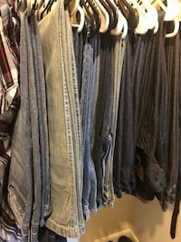 Men's new jeans size 38/32 Greeley, 80634