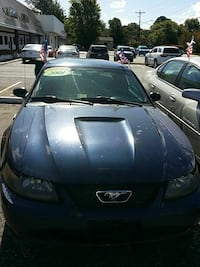 Ford - Mustang - 2001 Virginia Beach