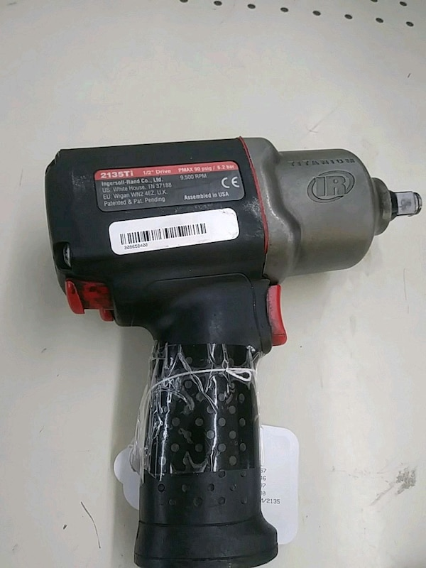 Used Black And Red Craftsman Cordless Impact Wrench For In Norcross