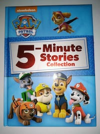 Paw Patrol 5-Minute Stories Collection NEW Toronto, M2K