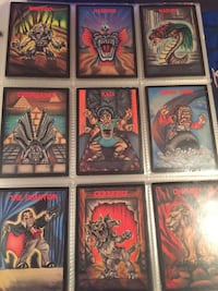 monster trading card collection Newmarket, L3Y 1H1