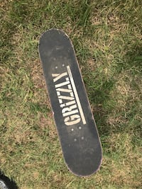 GRIZZLY Skateboard. Customized!!! Total cost was over $200!!! Glen Burnie, 21060