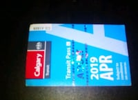 April bus pass adult