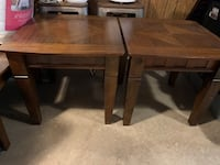 2 end tables and coffee table  Bettendorf, 52722