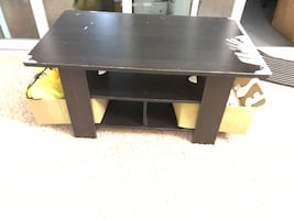 Coffee Table with Bin drawer