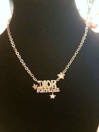 Gorgeous  Dior  necklace  Whitby, L1N 8X2