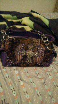 Purple camo. Carry conceal purse Fort Mohave, 86426