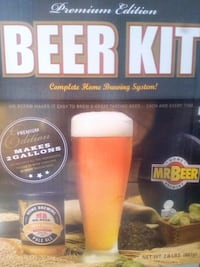 Complete Home Brewing System Merced, 95340