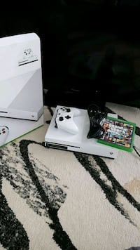 Xbox One S with GTA V and Panosonic 30 inch TV Toronto