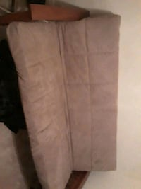 This is a very sturdy futon queen size with wood i Hackettstown, 07840