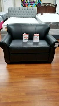 NEW LEATHER CHAIR SOFA BED TWIN SIZE  Orlando, 32822