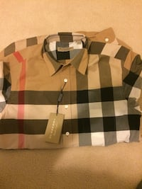 Burberry flannel Mississauga, L5M 0H3