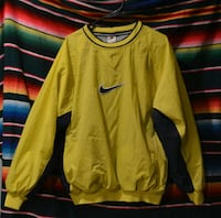 Vintage nike pullover sz M Bowie, 20721