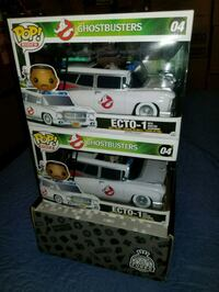 Ecto 1 Rides fubko pops $40 EACH(FIRM PRICE) Toronto, M1L 2T3