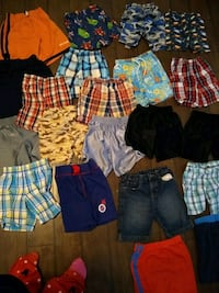 toddler's assorted clothes Asheboro, 27205