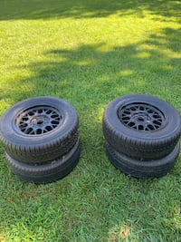 BMW rims and used tires Bowie, 20721