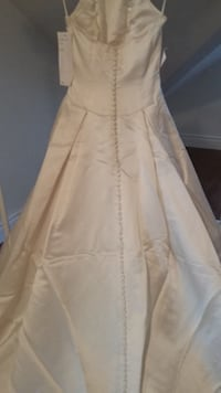 Have two brand new wedding dresses sz 2-4  Barrie